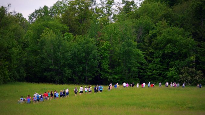 GMAA Equinox Trail Race results posted – GMAA